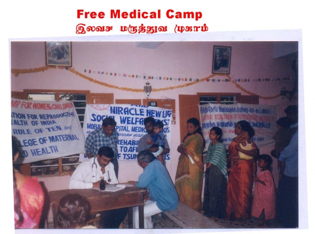 Miracle New Life Social Welfare Trust